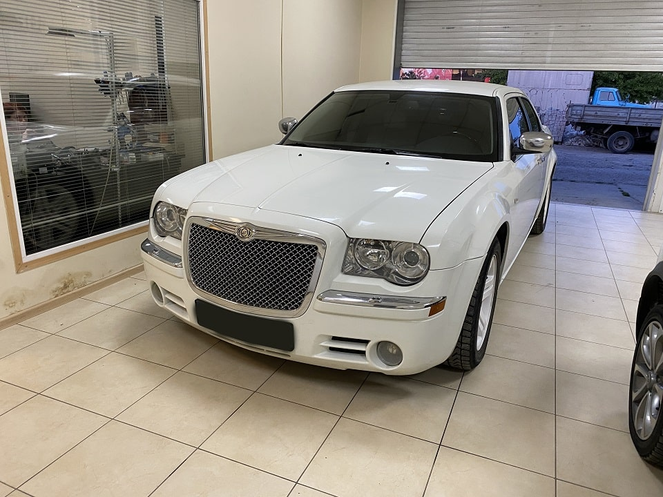 Chrysler 300C 3.5