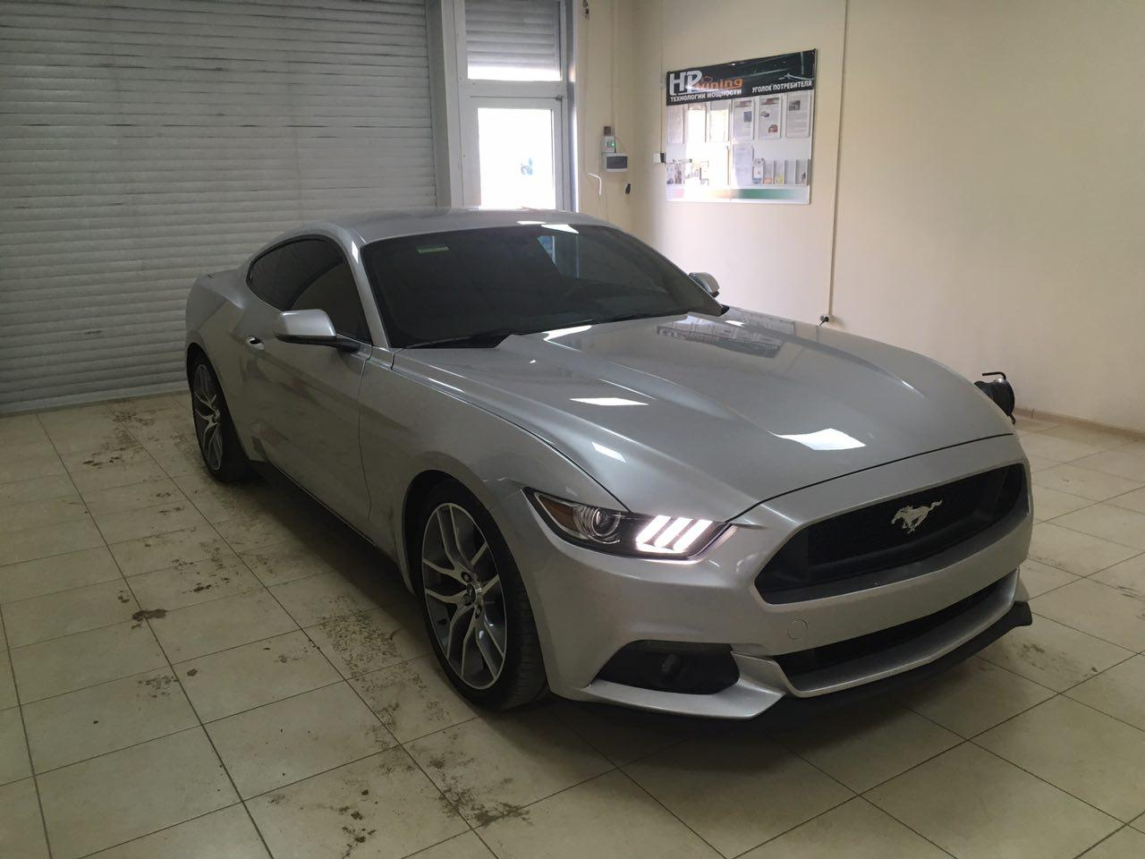 Ford Mustang 2.3 T