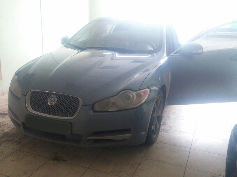 Jaguar XF 4.2 Supercharger