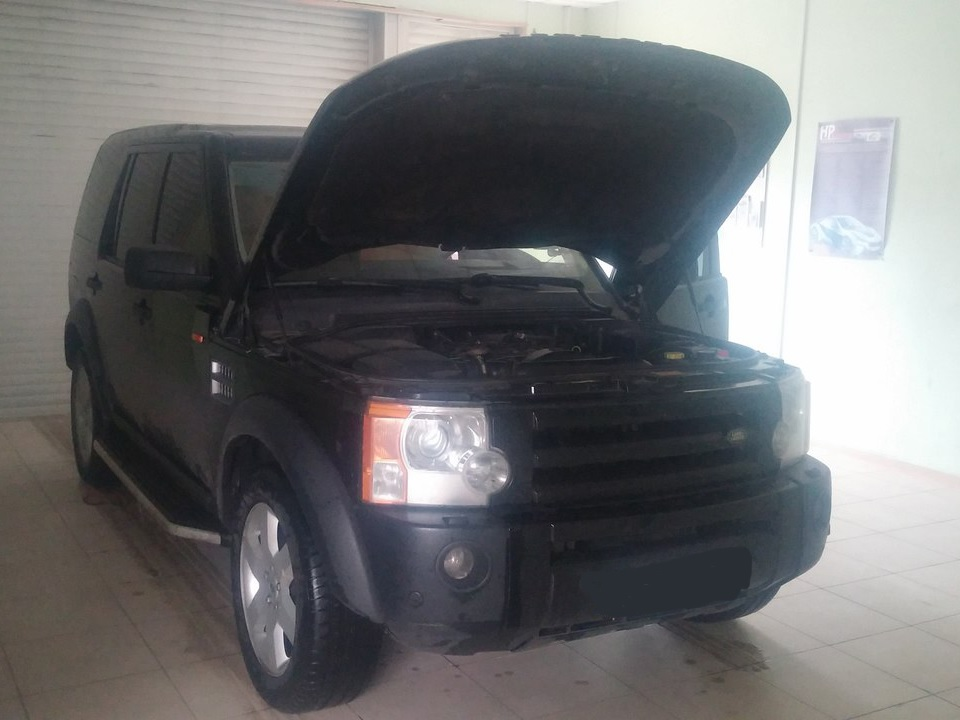 Land Rover Discovery 3 2.7 TD