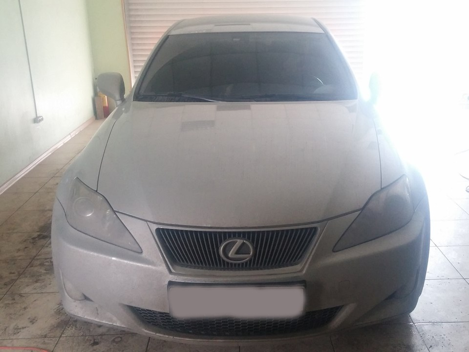 Lexus IS220 CDI