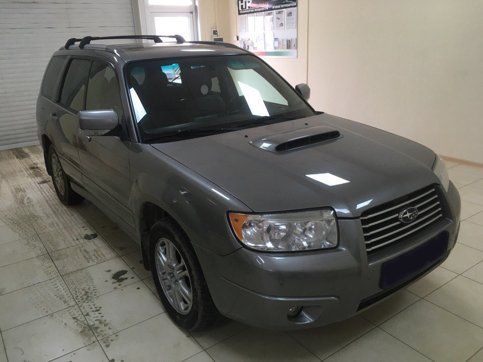 Subaru Forester II 2.5 Turbo