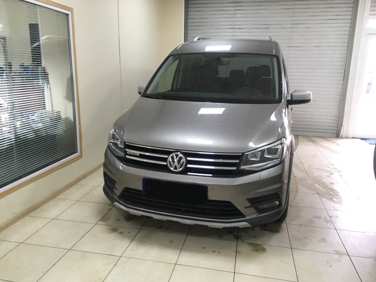 VW Caddy IV 2.0 TDI 2016